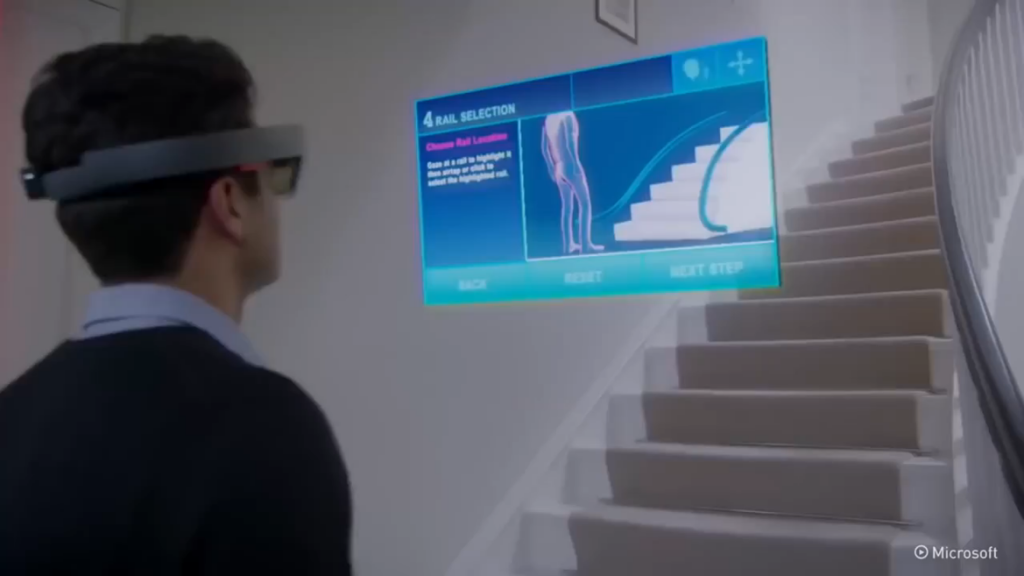 Hololense, digitalisering