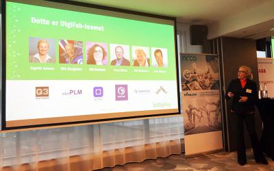 NFEA Smart Produksjon i Norge – Presentasjon