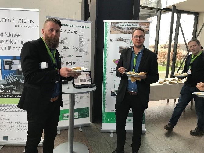 SMART Produksjon Gøteborg, Summ Systems, DigiFab