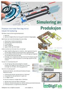 Summ Systems, DigiFab, produksjonssimulering