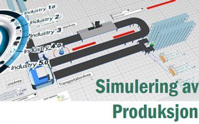 DigiFab og Summ Systems = Produksjonssimulering