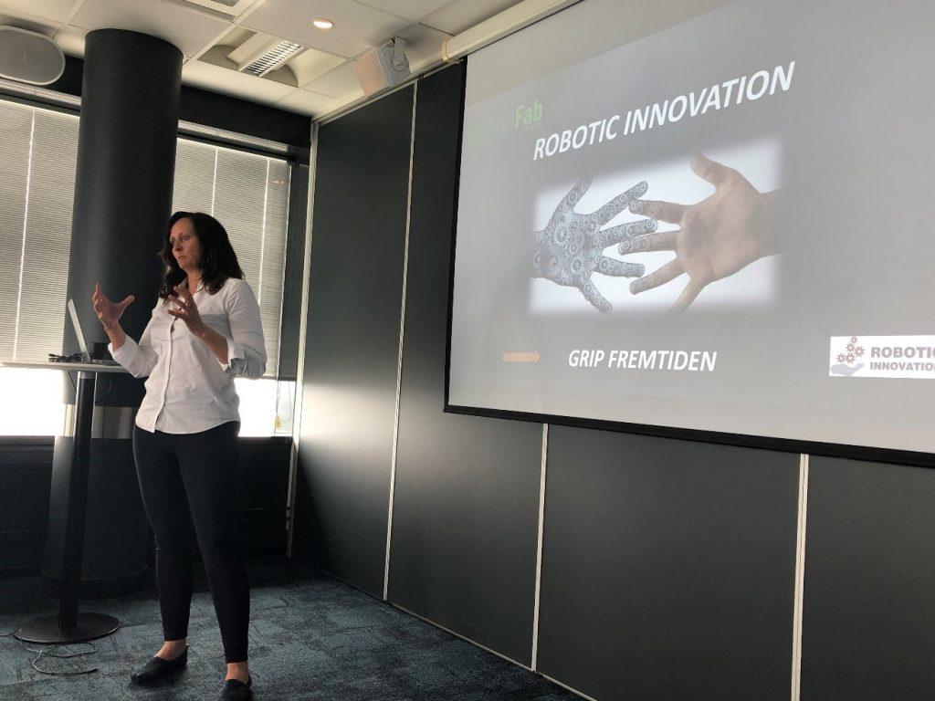 Robotic Innovation, Annette Anfinsen