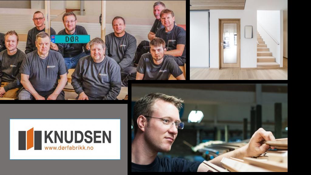 Knudsen Dørfabrikk, Skånevik, digitalisering