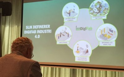 «Industri 4.0 Fastlegen» for SMB-bedrifter