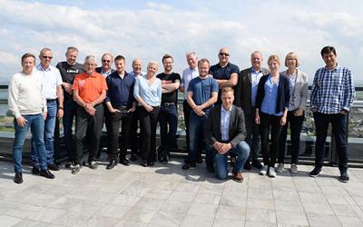 DigiFabs samarbeidsmøte, Jæren 21.-22. mai 2019