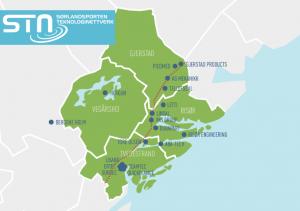 Sørlandsporten, Teknologinettverk, DigiFab, modenhet, fornyelse, industri 4.0