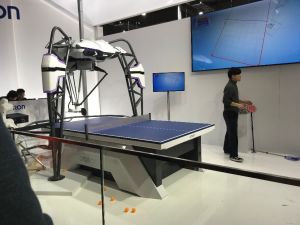 Hannover Messe, robot, Industri 4.0, Omron
