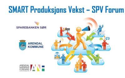 SMART Produksjonsvekst – nytt forum